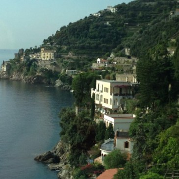Amalfi Coast – Rugged and Beautiful