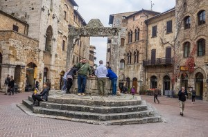 San Gimignano Photo by Michelle Maria