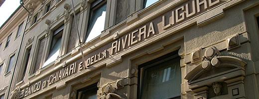 Banco di Chiavari e della Riviera Ligure - http://www.bancodichiavari.it/la-mia-banca/profilo-chiavari/