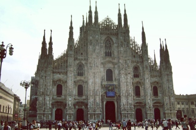 Milan Cathedral Photo by Margie Miklas
