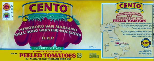San Marzano DOP (Photo by Margie Miklas)