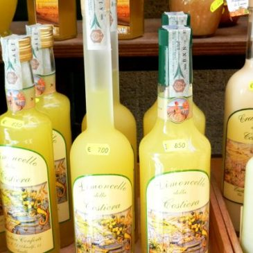 Limoncello – Drink of the Amalfi Coast