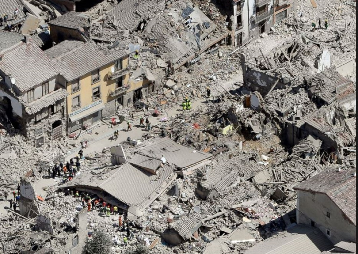 Terremoto in Italia~How to Help the Italy Earthquake Victims
