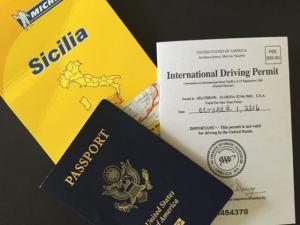 Passport Drivers License Photo by Margie Miklas