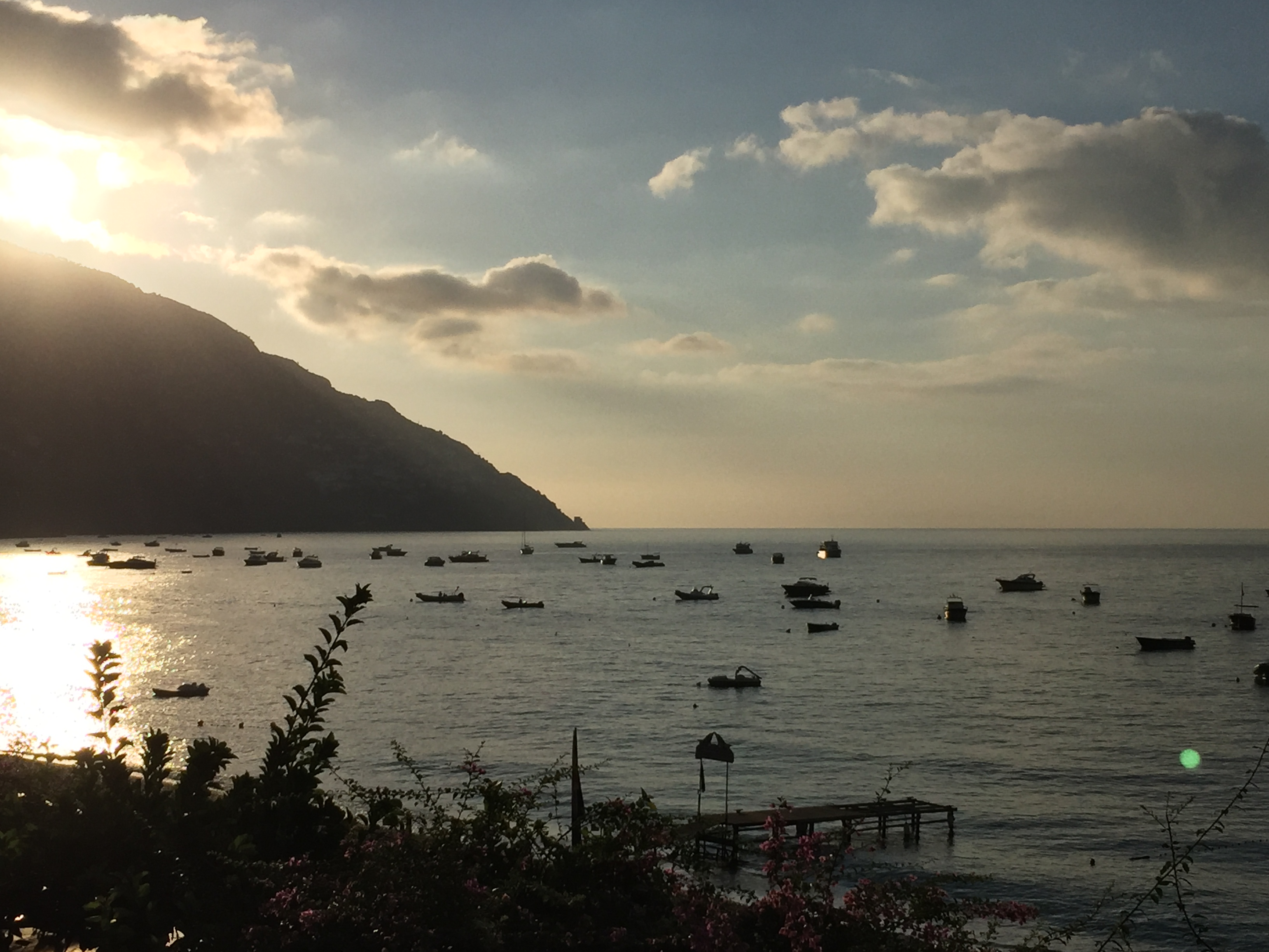 Travel in Italy – Photos from Positano