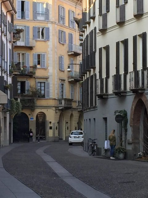 Milan, Italy photo by Margie Miklas