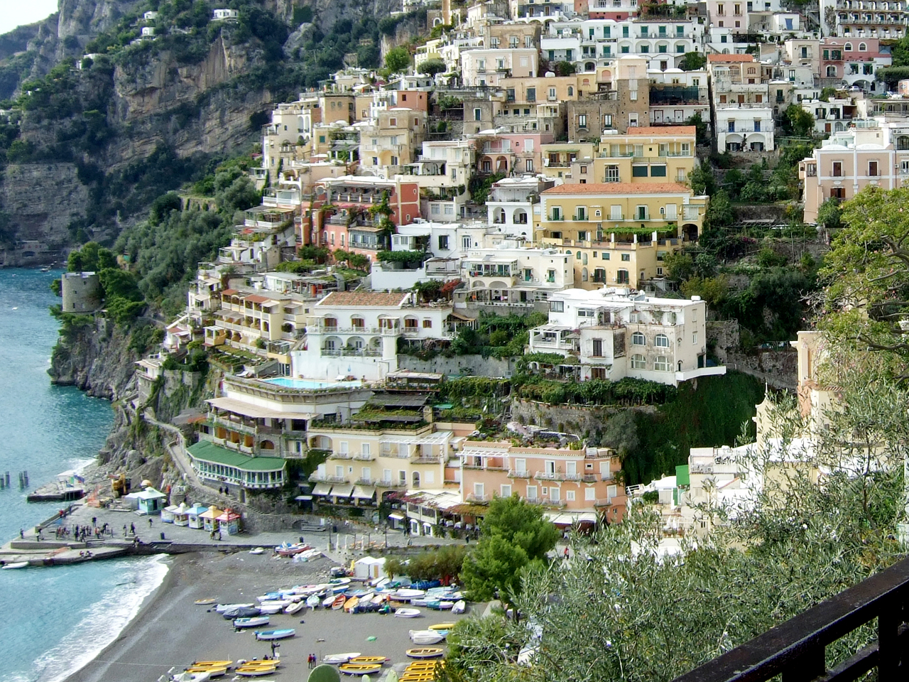 The Gift of Positano