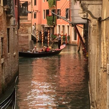 Photo Collage from Venice ~ Italy Travel