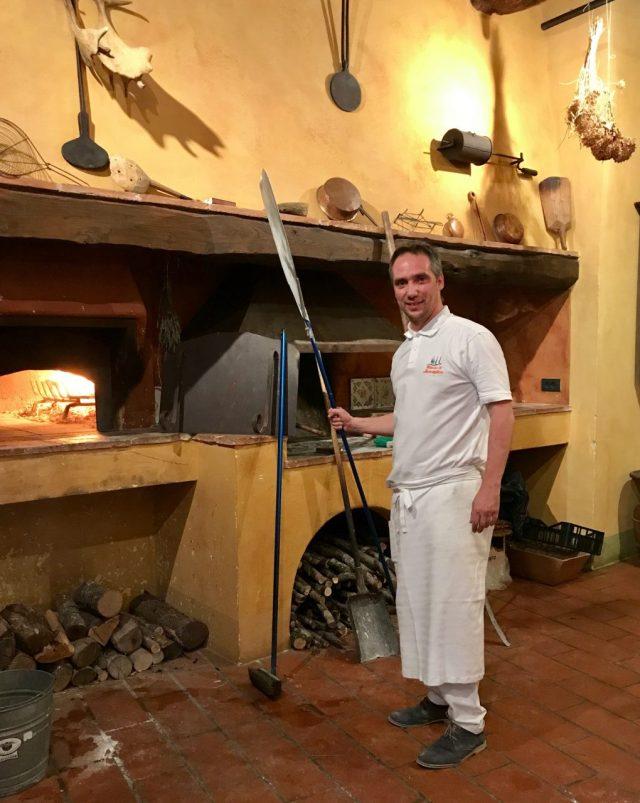 Damiano Donati at Montestigliano