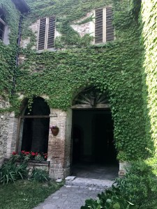 Palazzo Donati in Le Marche Photo by Margie Miklas