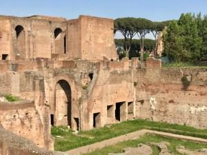 Rome Domus Augustana photo by Margie Miklas