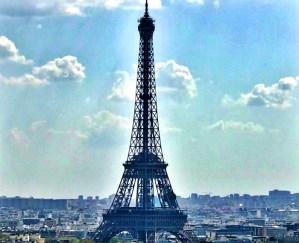 Eiffel Tower Photo by Margie Miklas
