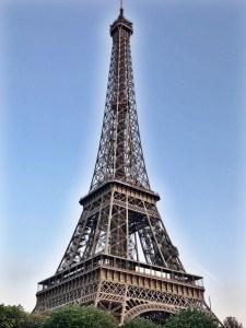 Paris Eiffel Tower photo by Margie Miklas