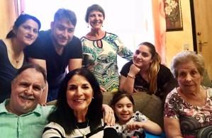 My Sicilian family Photo by Margie Miklas