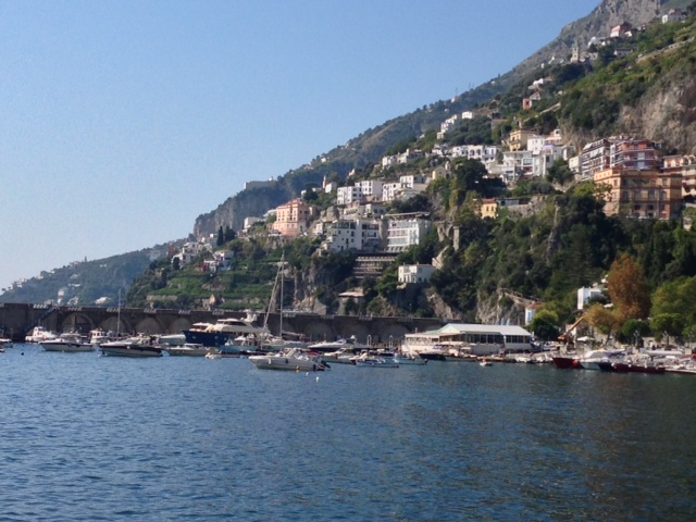 Amalfi Coast photo by Margie Miklas