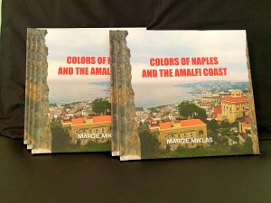 Colors of Naples and the Amalfi Coast books by Margie Miklas