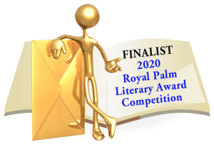 Royal Palm Literary Award 2020 Finalist Badge
