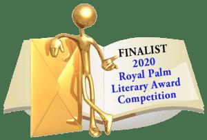 Royal Palm Literary Award 2020 Finalist Badge