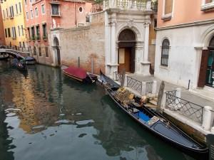 Venice gondola Photo by Margie Miklas