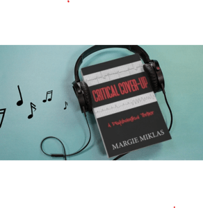 Audiobook - Critical Cover-Up