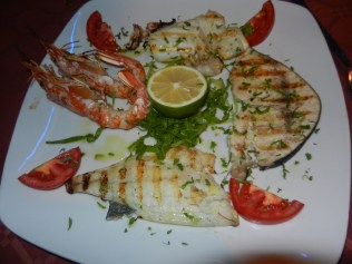 Seafood from Sicily Photo by Margie in Italy