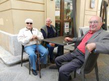 Men in Trapani Photo by Margie Miklas