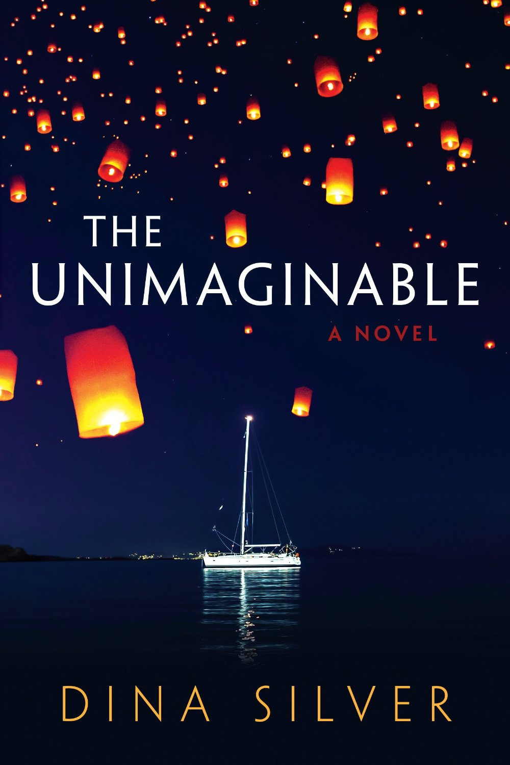The Unimaginable Book Cover