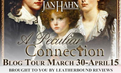BLOG TOUR STOP! A Peculiar Connection by Jan Hahn