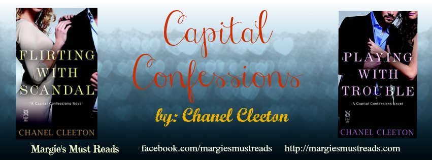 Teaser Blitz! PLAYING WITH TROUBLE by Chanel Cleeton