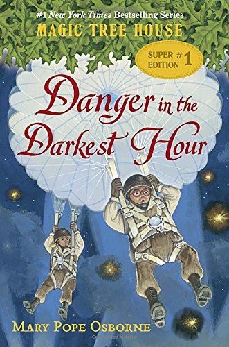 Michael Reviews Danger in the Darkest Hour by Mary Pope Osborne