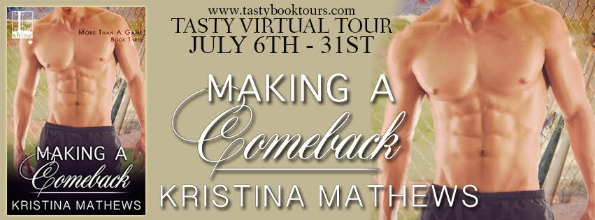 Review & Excerpt! Making a Comeback by Kristina Mathews