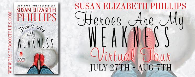 Review! Heroes Are My Weakness by Susan Elizabeth Phillips