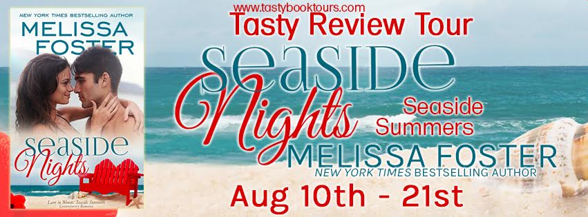 Review Tour!  SEASIDE NIGHTS by Melissa Foster