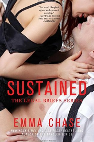 Review!  Sustained by Emma Chase