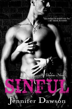 Sinful by Jennifer Dawson