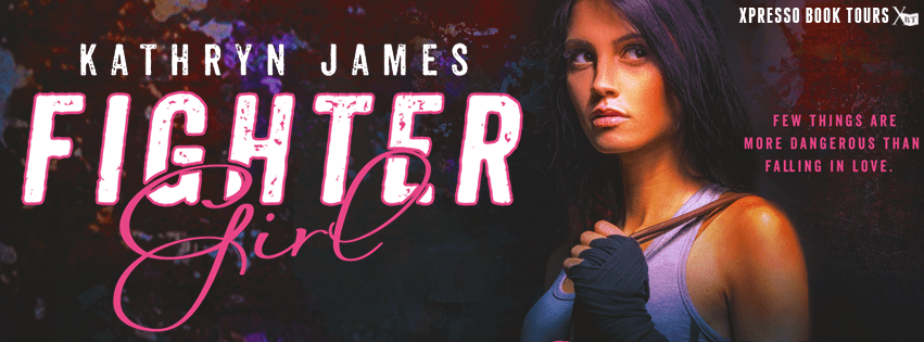 COVER REVEAL! Fighter Girl by Kathryn James!