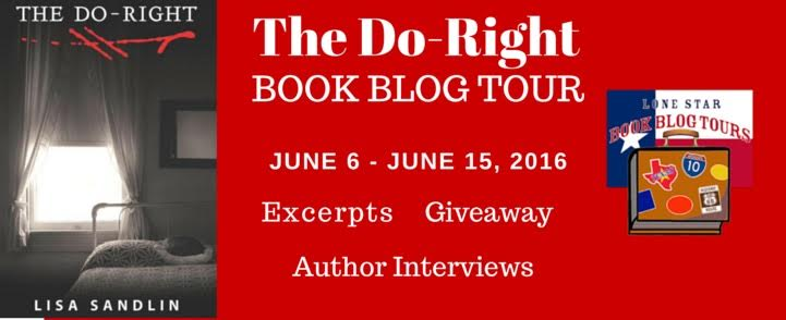 The Do-Right by Lisa Sandlin