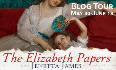 The Elizabeth Papers by Jenetta James