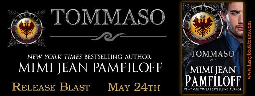 Tommaso by Mimi Jean Pamfiloff Release Blast!