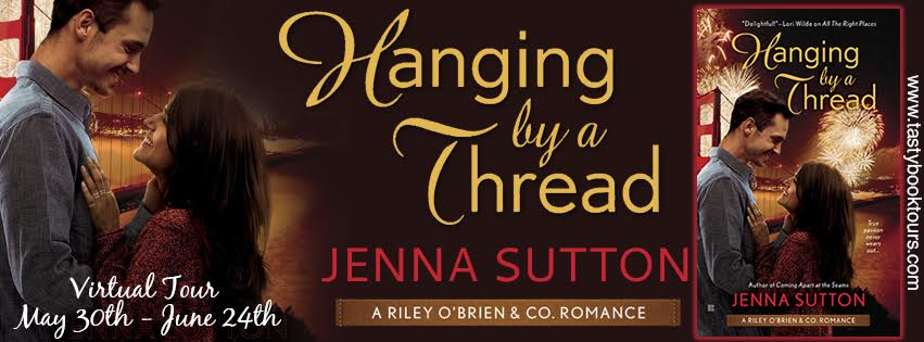 HANGING BY A THREAD by Jenna Sutton