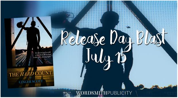 Release Day! THE HARD COUNT by Ginger Scott #FridayNightLights