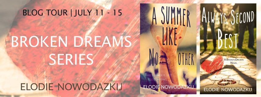Broken Dreams Series by  Elodie Nowodazkij