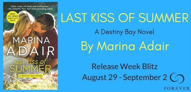 LAST KISS OF SUMMER  by: Marina Adair