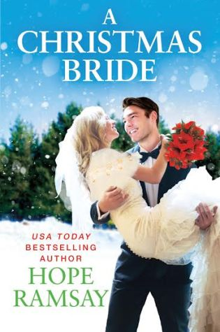 A CHRISTMAS BRIDE  by: Hope Ramsay