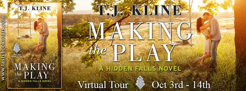 MAKING THE PLAY by: T.J. Kline