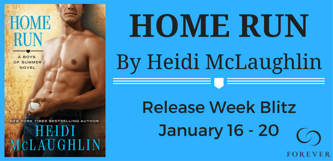 Home Run by Heidi McLaughlin