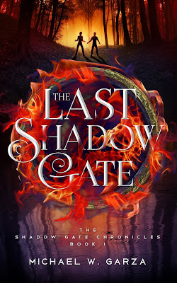 The Last Shadow Gate by Michal W. Garza