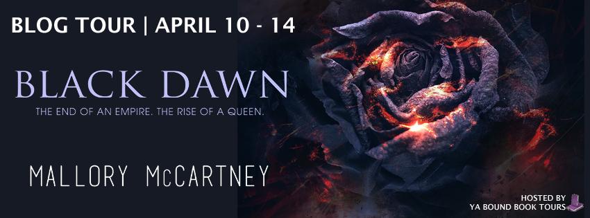 Black Dawn by Mallory McCartney