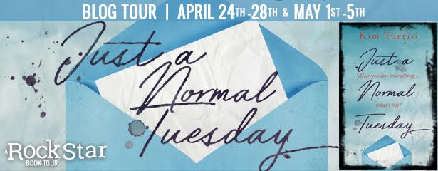 JUST A NORMAL TUESDAY  by: Kim Turrisi