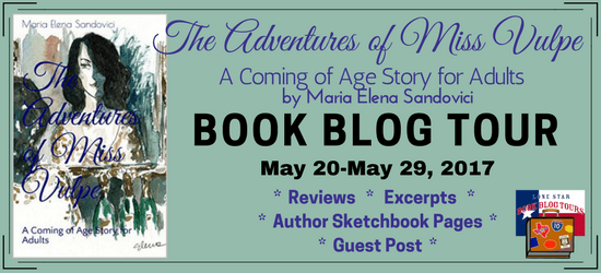 THE ADVENTURES OF MISS VULPE by MARIA ELENA SANDOVICI